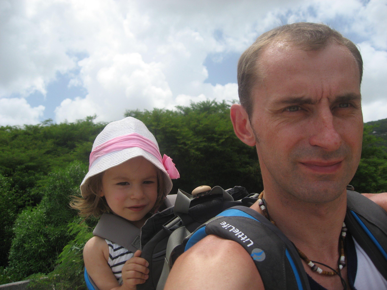 Hiking in Antigua