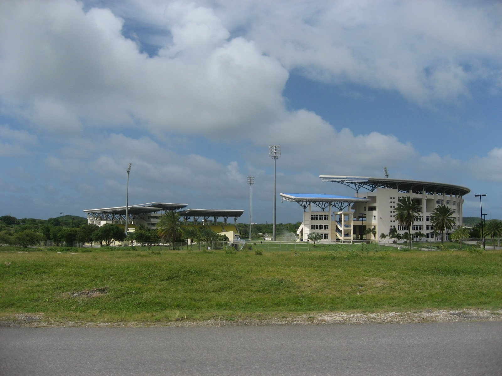 Viv Richards Stadium Antigua